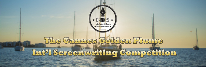 The Cannes Golden Plume International Screenwriting Competition