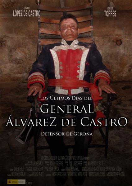 Los ltimos d as del general lvarez de castro defensor for Alvarez de castro